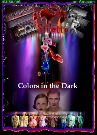 colored dark